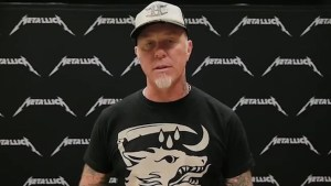 Metallica thanks volunteers for charity work